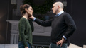 Annie Parisse as Molly and Kelly AuCoin as David in Long Lost.