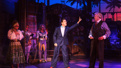 Dane Birren as Franz and Tom Galantich as Hertz in Rock of Ages.