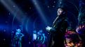 Tam Mutu as The Duke in Moulin Rouge!