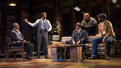 The cast of Jitney.