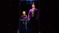 Jake Ryan Flynn & Christian Borle in Broadway's Roald Dahl's Charlie and the Chocolate Factory