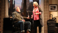 Richard Masur as David and Jayne Houdyshell as Theresa in Relevance.