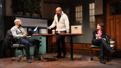 Glenn Davis as David DeSantos, Leon Addison Brown as Geoffrey Dean and  Samantha Soule as Rosie McNulty in Tranfsers.