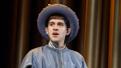 Adam Chanler-Berat as Dauphin in Saint Joan.