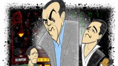 Chazz Palminteri Takes the Stage of the Longacre Theatre in His Broadway Musical A Bronx Tale