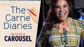 Backstage at Carousel with Lindsay Mendez, Ep 7: Health Chat