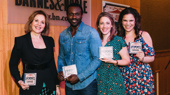 A Real Nice Cast Recording! Joshua Henry, Jessie Mueller & More Celebrate Carousel's Album Release