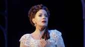 Meghan Picerno as Christine Daaé in the national tour of Love Never Dies.
