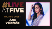 Broadway.com #LiveatFive with Ana Villafane of Collective Rage: A Play in 5 Betties