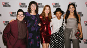 The Stars of Collective Rage: A Play in 5 Betties Celebrate Their Off-Broadway Opening