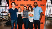 Mike Faist, Tavi Gevinson & More Prep for Steven Levenson Days of Rage