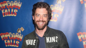 See Christian Borle & the Stars of Popcorn Falls Celebrate Their Off-Broadway Opening
