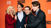 Mike Faist, Steven Levenson & More Celebrate Days of Rage's Off-Broadway Opening