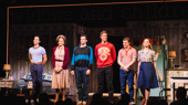 The Family Is Back! Harvey Fierstein, Michael Urie and the Cast of Torch Song Celebrate Opening Night