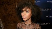 The Broadway.com Show: Kerry Washington, Steven Pasquale and the Cast of American Son Celebrate Opening Night
