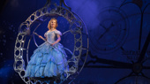 Kara Lindsay as Glinda in Wicked