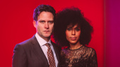 See American Son's Steven Pasquale, Kerry Washington & More Step Inside the Broadway.com Portrait Booth