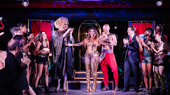 Bow Down! Dusty Ray Bottoms and the Cast of Cleopatra Have an Opening Night Party Fit For a Queen