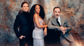 New York Royalty: Christiani Pitts & the Cast of King Kong Take Over the Broadway.com Portrait Booth