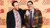 Stars Roll Out the Flannel Carpet for The Other Josh Cohen's Opening Night