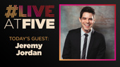 Broadway.com #LiveatFive with Jeremy Jordan of American Son