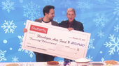 Watching Lin-Manuel Miranda Guess Thanksgiving Leftovers for a Good Cause Is the Perfect Kickoff to the Holidays