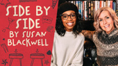 Once On This Island's Hailey Kilgore Gets in the Holiday Spirit on Side by Side by Susan Blackwell