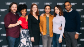 Our Time! The Cast of Merrily We Roll Along Preps for Off-Broadway