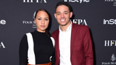 A Hamilton Love Story: Anthony Ramos & Jasmine Cephas Jones Are Engaged
