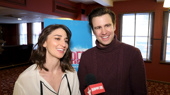 The Broadway.com Show: Opening Up! Sara Bareilles and Gavin Creel Talk Starring in Waitress Together