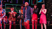 Broadway Grosses: Football Legend Tiki Barber Gives Kinky Boots a Box Office Boost