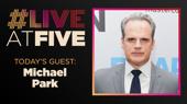 Broadway.com #LiveatFive with Michael Park of Dear Evan Hansen