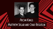 Front Row: Longtime Songwriting Partners Matthew Sklar & Chad Beguelin on The Prom