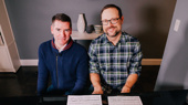 25 Years of Firsts with Chad Beguelin and Matthew Sklar, the Songwriters Behind The Prom
