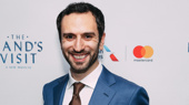 Pomme Koch Takes Over as Itzik in Tony-Winning The Band's Visit