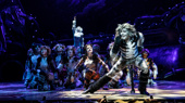 The North American touring company of Cats, photo by Matthew Murphy