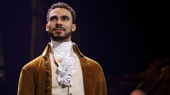 Hamilton Welcomes Austin Scott as New Broadway Star