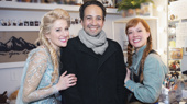 Lin-Manuel Miranda Travels to Arendelle for a Visit to Frozen on Broadway