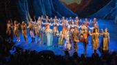 Ryann Redmond, Noah J. Ricketts and Joe Carroll Take Their First Bow in Frozen