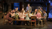 The cast of The Ferryman.