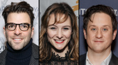 Zachary Quinto, Jill Paice & Christopher Fitzgerald to Appear in Off-Broadway's Nassim