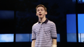 Dear Evan Hansen's Andrew Barth Feldman Sings 'Waving Through a Window' & 'For Forever' in NBC Interview