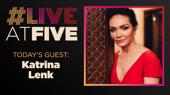 Broadway.com #LiveatFive with Katrina Lenk of The Band's Visit