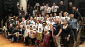The Book of Mormon Celebrates Eight Years on Broadway