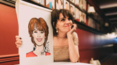 The Prom Star Beth Leavel Is Honored with a Sardi's Portrait