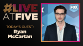 Broadway.com #LiveatFive with Ryan McCartan of Wicked
