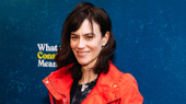 Screen star Maggie Siff hits the red carpet.