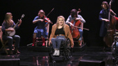 Oklahoma!'s Ali Stroker Shows Off Her Tony-Nominated Performance on Live with Kelly & Ryan