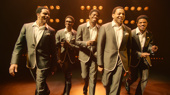 Get Ready! Watch Dancey Show Clips of Derrick Baskin & the Suave Gents of Ain't Too Proud