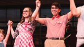 Noah Galvin Takes His Waitress Debut Bow and Caitlin Houlahan Returns